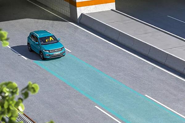 Volkswagen-T-Cross-lane-assist-diathrhsh-lwridas-600x400