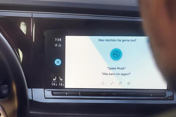 Volkswagen-Caddy-Van-voice-control-600x400
